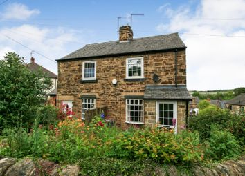 Thumbnail 1 bedroom semi-detached house for sale in Quoit Green, Dronfield, Derbyshire