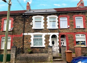 Thumbnail 2 bed terraced house to rent in School Street, Llanbradach, Caerphilly