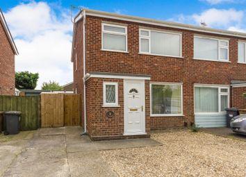 Thumbnail 3 bedroom semi-detached house for sale in Defoe Road, Ipswich
