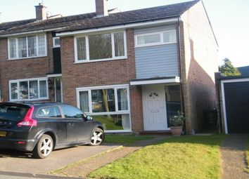 Thumbnail 3 bedroom property to rent in Holbrook Close, Billericay