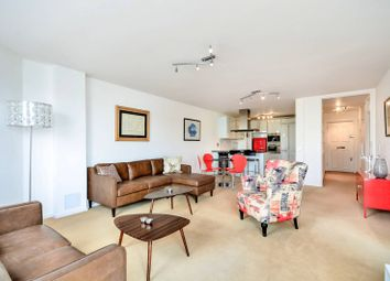 Thumbnail 1 bed flat to rent in Riverside Court, Vauxhall