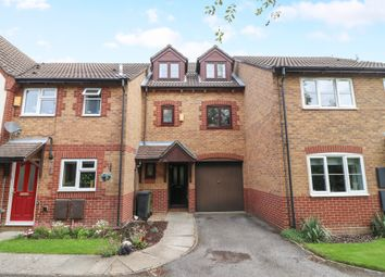 Thumbnail 3 bed terraced house for sale in Cheltenham Gardens, Hedge End, Southampton