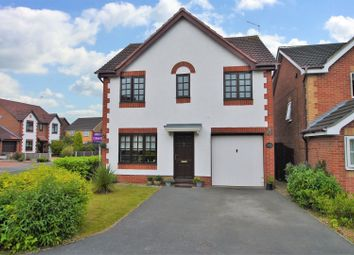 Thumbnail 4 bed detached house for sale in Goldcrest Rise, Gateford, Worksop