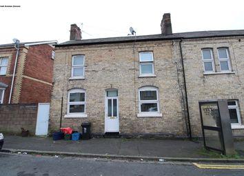 Thumbnail 2 bedroom terraced house for sale in Fairoak Avenue, Newport