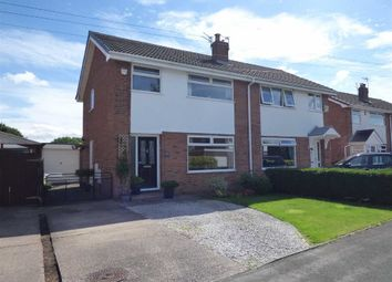 Thumbnail 3 bed semi-detached house for sale in Keats Lane, Wincham, Northwich, Cheshire