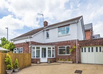 Thumbnail 3 bed link-detached house for sale in Whitecross, Hereford