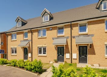 Thumbnail 4 bedroom town house for sale in Milligan Drive, Edinburgh