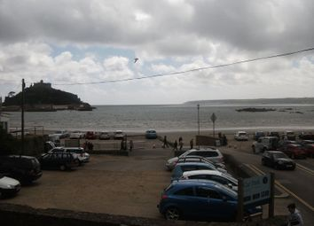 Thumbnail 1 bed flat to rent in West End, Marazion