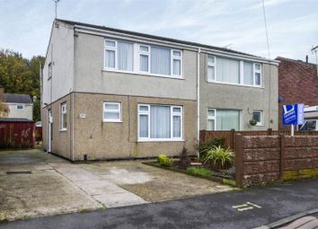 Thumbnail 3 bedroom semi-detached house for sale in Walesby Drive, Kirkby-In-Ashfield, Nottingham