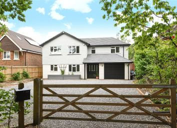 Thumbnail 5 bed detached house for sale in Lower Wokingham Road, Crowthorne, Berkshire