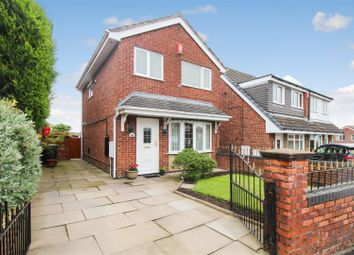 Thumbnail 3 bed detached house for sale in Cranford Way, Bucknall, Stoke-On-Trent