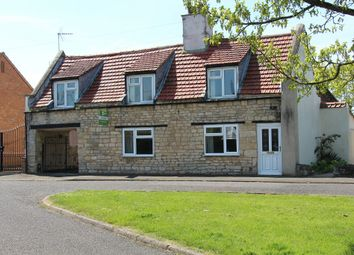 Thumbnail 4 bedroom cottage for sale in North Street, Crowland, Peterborough