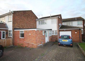 Thumbnail 3 bed terraced house for sale in Greenacres Close, Rainham