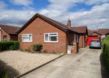 Thumbnail 3 bed detached bungalow for sale in Greenfield Road, Coningsby, Lincoln
