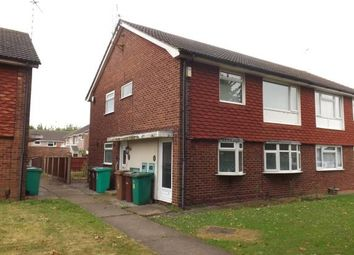 Thumbnail 2 bed maisonette for sale in Medbank Court, Silverdale, Nottingham