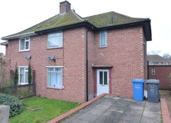 Thumbnail 5 bedroom semi-detached house for sale in Cunningham Road, Norwich