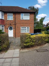 Thumbnail 2 bed end terrace house to rent in Girton Avenue, Colindale