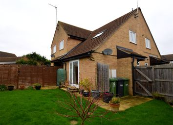 Thumbnail 1 bed semi-detached house for sale in Stanch Hill Road, Sawtry, Huntingdon