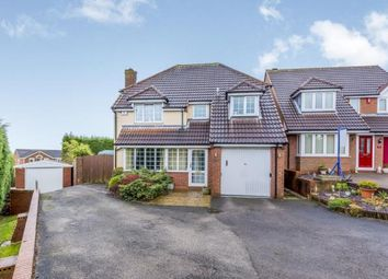 Thumbnail 4 bed detached house for sale in Warrilow Heath Road, Waterhayes, Newcastle Under Lyme, Staffordshire