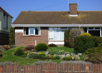 Thumbnail 2 bed semi-detached bungalow for sale in Holmes Lane, Rustington, Littlehampton