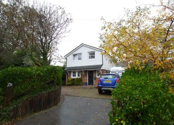 Thumbnail 3 bed detached house for sale in Dynes Road, Kemsing, Sevenoaks
