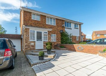 3 bed semi-detached house for sale in Broadmead, Bridewell, Ashford, Kent TN23