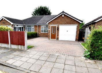 Thumbnail 2 bed bungalow for sale in Wellington Street, Stapleford, Nottingham