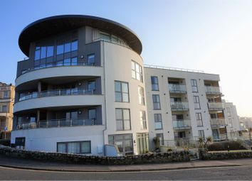 Thumbnail 1 bed flat for sale in Esplanade Road, Newquay