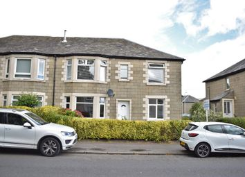 Thumbnail 3 bed flat for sale in Glasgow Road, Dumbarton, West Dunbartonshire