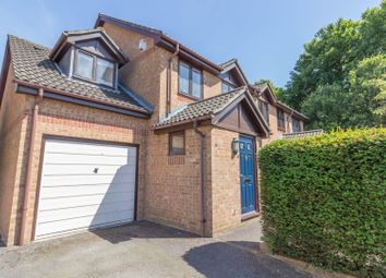 Thumbnail 4 bed semi-detached house for sale in Ryon Close, Andover