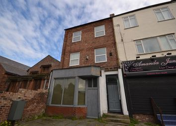 Thumbnail 4 bed end terrace house for sale in Great Georges Road, Waterloo, Liverpool