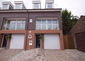 Thumbnail 4 bed mews house for sale in Wallasey Village, Wallasey, Merseyside