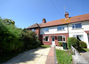 3 bed terraced house for sale in Willoughby Crescent, Eastbourne BN22