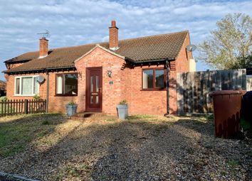 Thumbnail 3 bed semi-detached bungalow to rent in Roebuck Drive, Lakenheath, Brandon