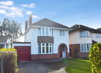 Thumbnail 3 bed detached house for sale in Ilminster Road, Taunton, Somerset