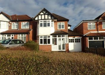 Thumbnail 4 bed detached house for sale in Quinton Road, Harborne, Birmingham, West Midlands