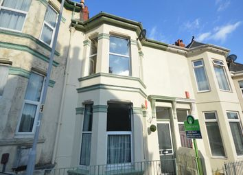 Thumbnail 1 bed flat to rent in Victoria Avenue, Millbridge, Plymouth