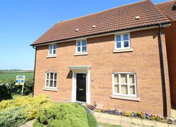 Thumbnail 4 bed detached house for sale in Biscay Close, Irchester, Wellingborough