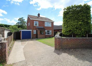 Thumbnail 3 bedroom detached house for sale in The Hills, Reedham, Norwich