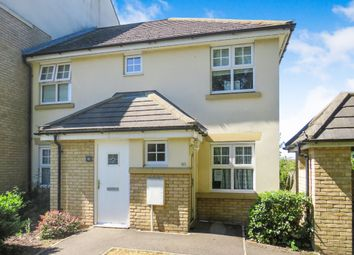 Thumbnail 2 bed maisonette for sale in The Hawthorns, Flitwick, Bedford