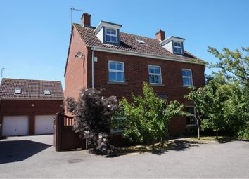 Thumbnail 5 bed detached house for sale in Buttercup Road, Desborough, Kettering
