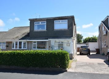 Thumbnail 3 bed semi-detached house for sale in Haverigg Gardens, Walney, Barrow-In-Furness