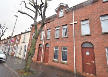 Thumbnail 4 bedroom terraced house to rent in Donegall Avenue, Belfast
