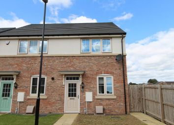 Thumbnail 2 bed semi-detached house for sale in Whitworth Park Drive, Elba Park, Houghton Le Spring