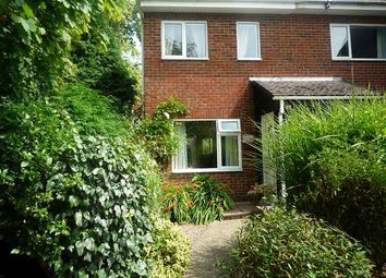 Thumbnail 2 bed end terrace house to rent in Ainsley Gardens, Boyatt Wood, Eastleigh