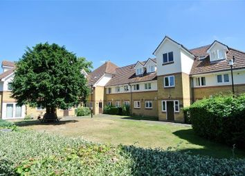 Thumbnail 1 bed flat for sale in Burn Close, Addlestone