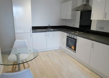 Thumbnail 2 bed flat to rent in Cross Street, Preston
