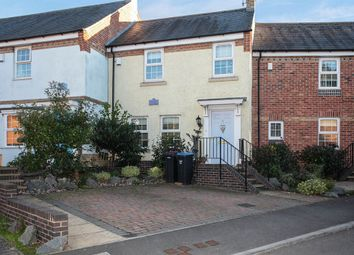 Thumbnail 2 bed terraced house for sale in Isabel Lane, Kibworth, Leicester