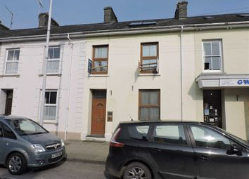 Thumbnail 2 bed terraced house for sale in Bridge Street, Lampeter