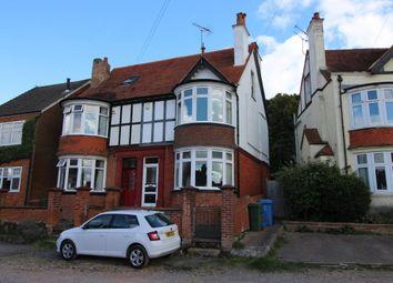 Thumbnail 5 bedroom semi-detached house for sale in York Crescent, Aldershot